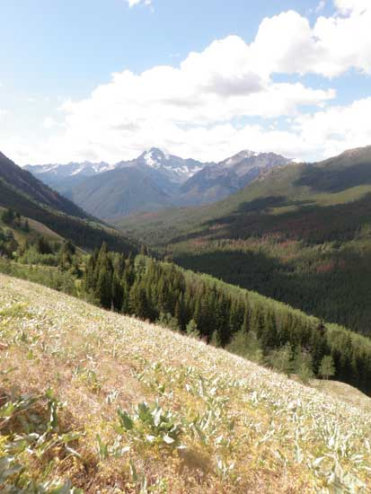 Vancouver hiking trails South Chilcotin Mountains