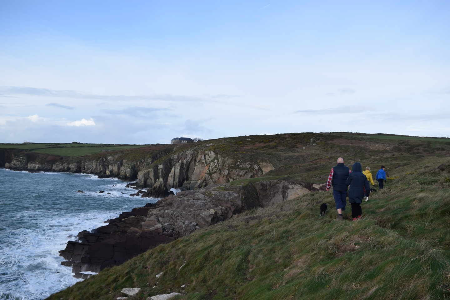 Hike the Pembrokeshire Coast